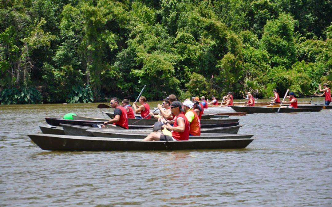 Jean Lafitte World Championship Pirogue Races – TBA